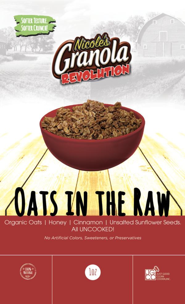 Oats In The Raw